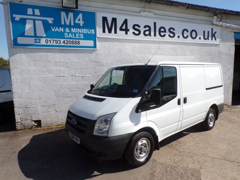 used Ford Transit 300 SWB, L/ROOF, 85PS, 2XSLD. in wiltshire