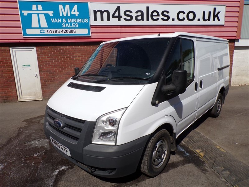 used Ford Transit 280 LR SWB 85PS in wiltshire