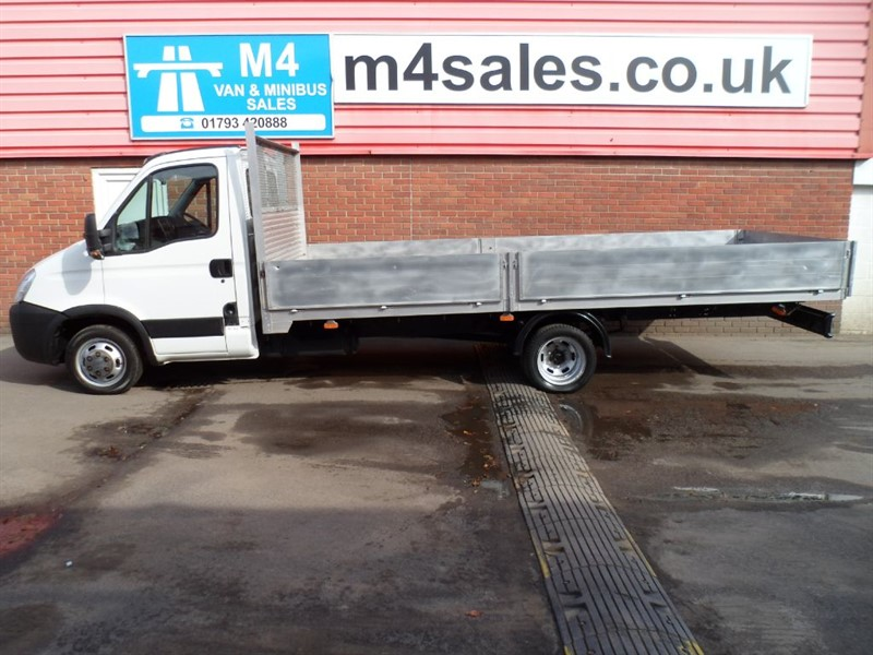 used Iveco Daily 35C13 XLWB S/C in wiltshire