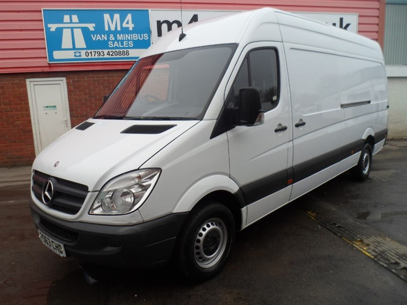 used Mercedes Sprinter 313 CDI LWB in wiltshire