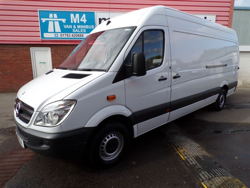 used Mercedes Sprinter 310 CDI LWB 110PS in wiltshire