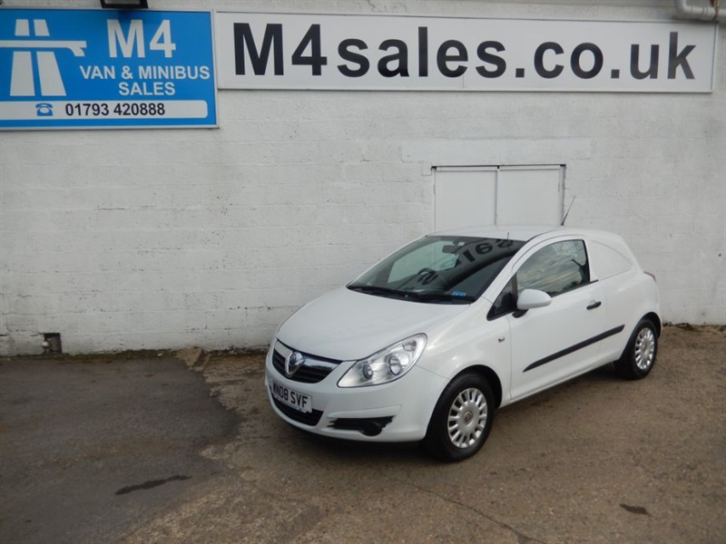 used Vauxhall Corsa SWB CDTI in wiltshire