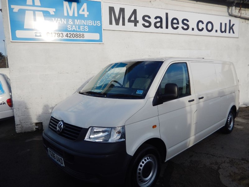 used VW Transporter T30 TDI LWB, 1.9 85PS in wiltshire