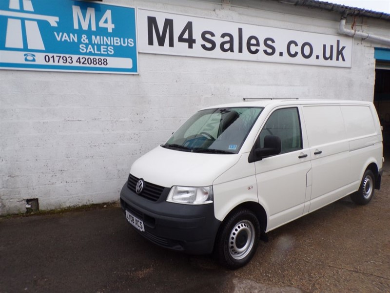 used VW Transporter T30 LWB 2.5TDI 130PS, AUTO!!! in wiltshire