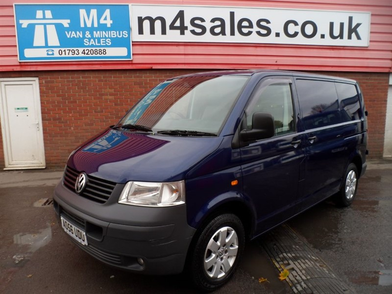 used VW Transporter T30 SWB TDI A/C 130PS DSG in wiltshire