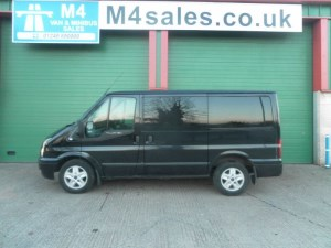used Ford Tourneo 280 LIMITED 9 Seat 125ps in wiltshire