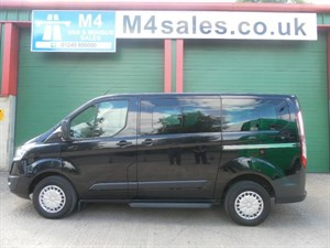 used Ford Tourneo 8st,155ps,custom in wiltshire