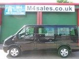 used Ford Tourneo 125ps,LTD MODEL in wiltshire