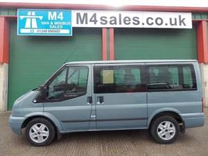used Ford Tourneo ltd model, 9st minibus. in wiltshire