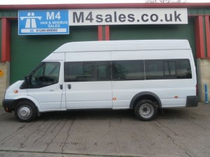 used Ford Transit 430 High Roof 135ps Euro 5 Engine in wiltshire