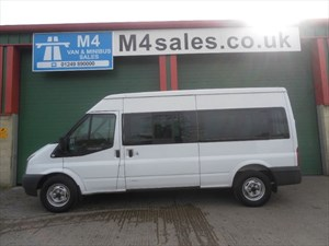 used Ford Transit 15 seat,115ps in wiltshire