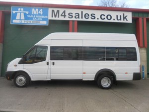 used Ford Transit 17st, 135ps,tacho PSV Tested in wiltshire
