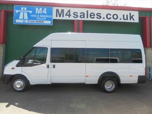used Ford Transit 430 H/R BUS 17 STR in wiltshire