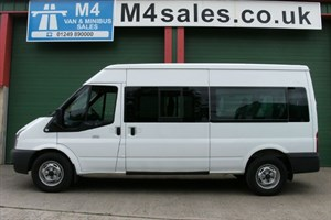 used Ford Transit 14st, 3.5ton LOW MILES in wiltshire