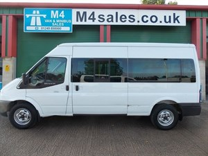 used Ford Transit 14st, 135ps, factory 3.5t in wiltshire