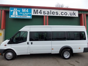 used Ford Transit 115ps, 16st minibus.  ~~AIR CONDITIONING~~ in wiltshire