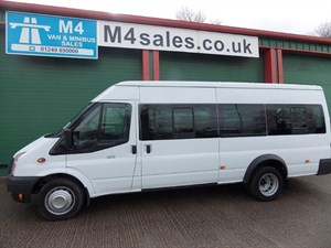 used Ford Transit 430 17 Seat 135ps A/C Minibus in wiltshire