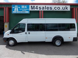 used Ford Transit 135ps,17st Minibus,tacho.**PSV available** in wiltshire