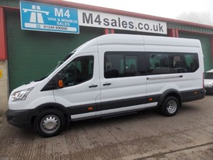 used Ford Transit 460 Econetic 17 Seat Minibus in wiltshire