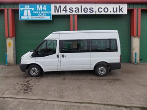 used Ford Transit 300 9 Seat Shuttle in wiltshire