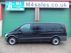 used Mercedes Traveliner 113cdi,9st ex/long minibus,full a/con,auto in wiltshire