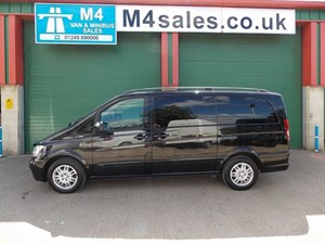 used Mercedes Viano TREND CDI BLUEEFFICENCY in wiltshire