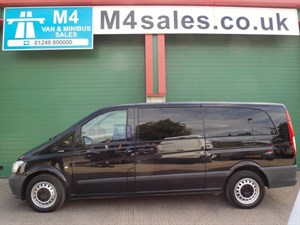 used Mercedes Vito 113 CDI TRAVELINER in wiltshire