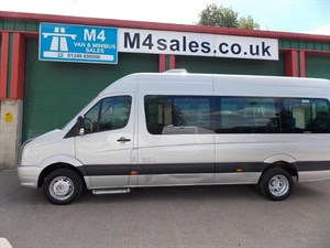 used VW Crafter 136ps,cr50 lwb minibus. **Full airconditioning & Coif** in wiltshire