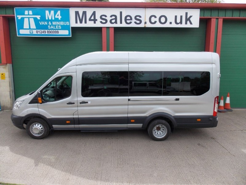 used Ford Transit 155ps,17st Trend Minibus,Full a/c. in wiltshire