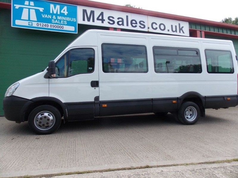 used Iveco Daily 50C14 Iris Wheel Chair Access Minibus in wiltshire