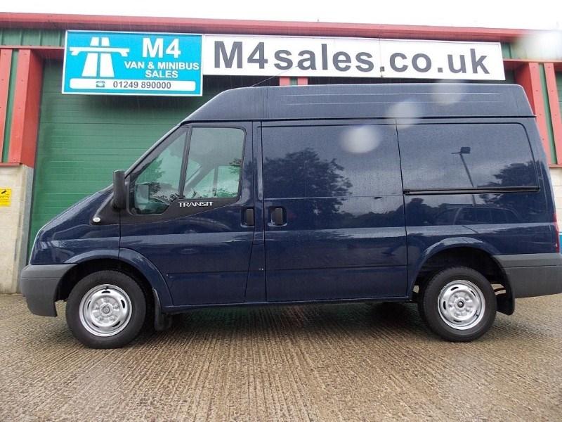 used blue 2011 ford transit for 6 150 vat wiltshire. Black Bedroom Furniture Sets. Home Design Ideas