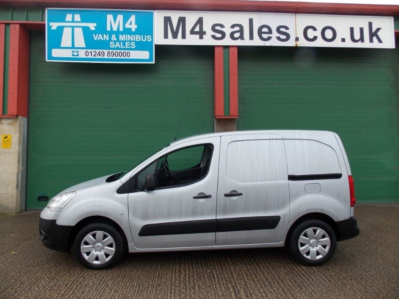 used Citroen Berlingo 1.6hdi,625lx,swb.**No Vat** in wiltshire