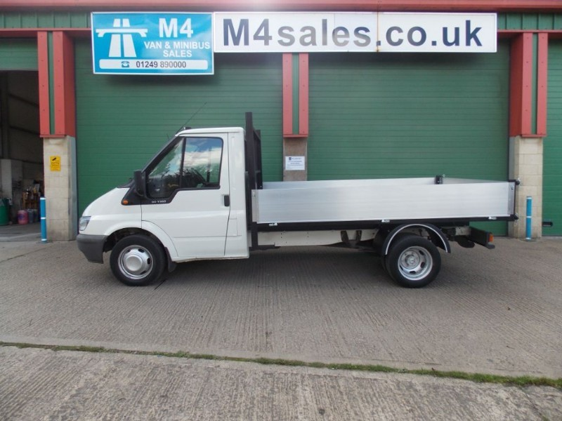 used Ford Transit 3.5T TIPPER BRAND NEW BODY in wiltshire