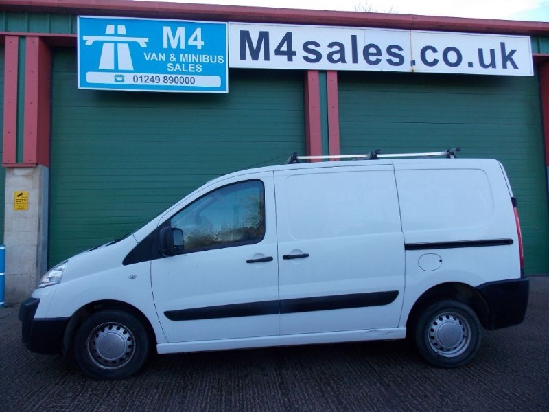 used Peugeot Expert PROFESSIONAL HDI SWB in wiltshire
