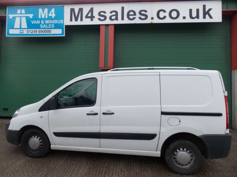 used Peugeot Expert 1.6hdi,swb van,twin sld.**No Vat** in wiltshire