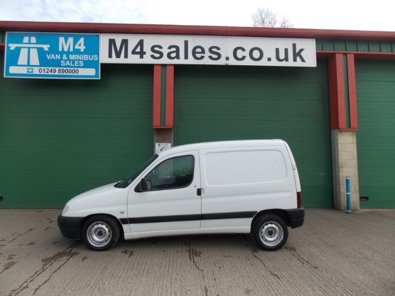 used Peugeot Partner LX 800 D in wiltshire