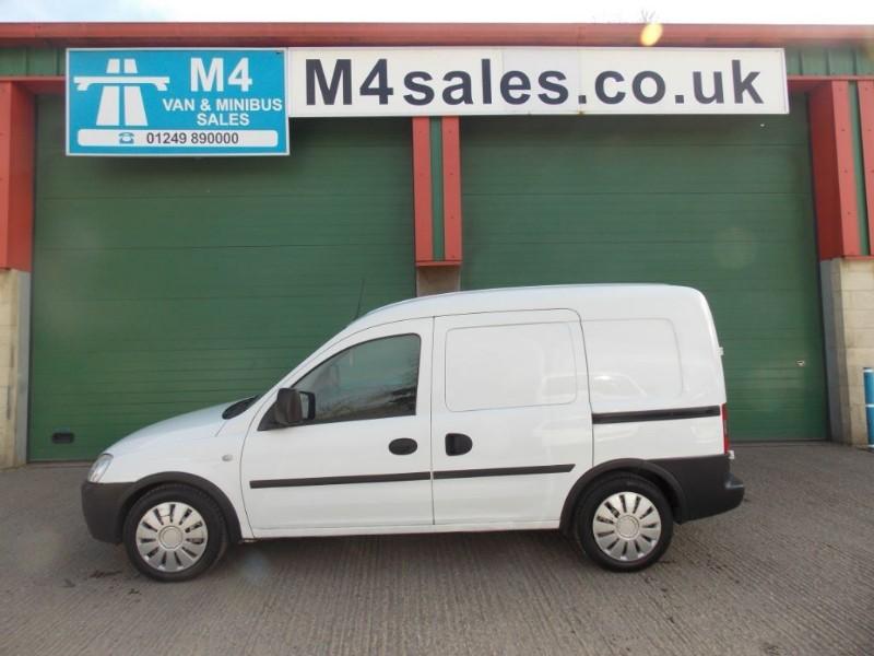 used Vauxhall Combo 1.7cdti,5st factory crewvan.**No Vat** in wiltshire