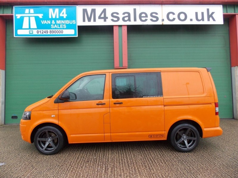 used VW Transporter 4Motion 4x4 T30 TDI KOMBI A/C Tailgate  in wiltshire