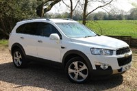 Used Chevrolet Captiva VCDi LTZ 5dr Auto (7 Seats