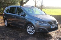Used SEAT Alhambra TDI CR SE Lux (170) 5dr DS