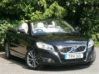 Used Volvo C70 D4 177bhp SE Lux 2dr with 17'