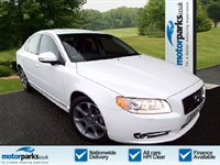 Used Volvo S80 D5 (205) SE Lux 4dr