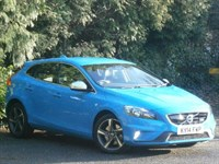 Used Volvo V40 D3 R Design Nav 5dr with Drive