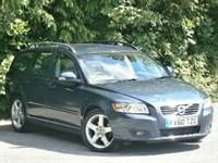Used Volvo V50 D DRIVe SE 5dr Start Stop w