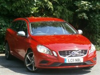 Used Volvo V60 D3 163hp R DESIGN 5dr with Win