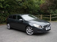 Used Volvo V60 D3 (163) SE 5dr with Driver Su