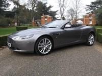 Used Aston Martin DB9 V12 2dr Volante Touchtronic Au