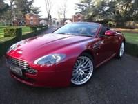 Used Aston Martin V8 Vantage Roadster 2dr Sportshift (420)