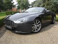 Used Aston Martin V8 Vantage S 2dr Sportshift
