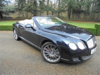 Used Bentley Continental GT W12 Speed 2dr